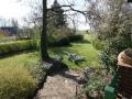 Garten in Richtung Dümmer-See